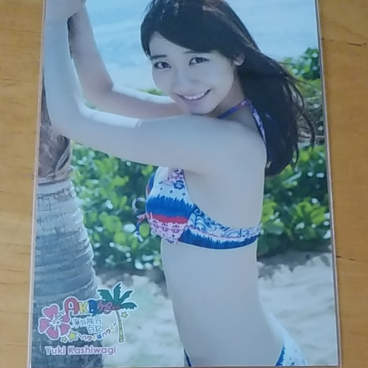 生写真 AKB48柏木由紀