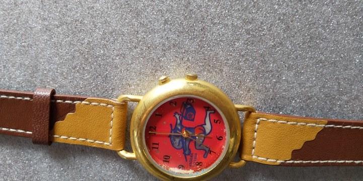 《レア》佐川急便 飛脚君 腕時計_画像4
