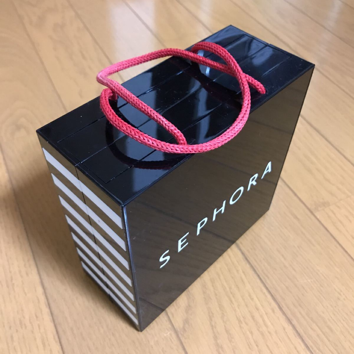 SEPHORA セフォラ メイクアップセット カバン型 アイシャドウ リップ 口紅 チーク パレット グロス  化粧品