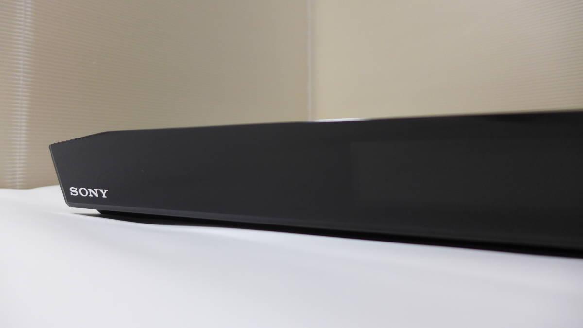 SONY ブルーレイディスクレコーダー BDZ-EW1100 リモコン B-CASカード 付き 2番組同時録画 HDD 1TB ★初期動作保証_画像3