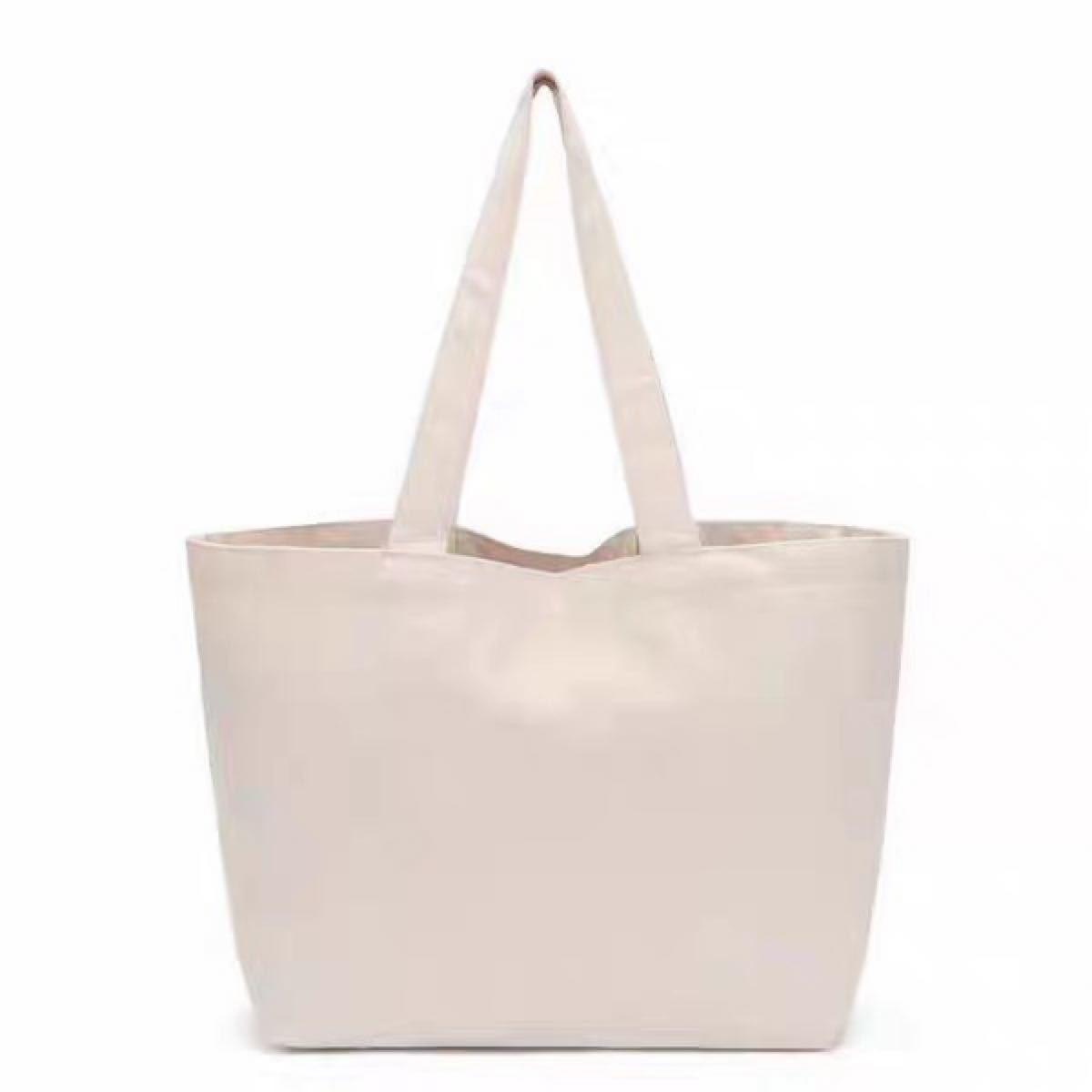 エコバッグ ミッフィー エコバッグ ショッピングバッグ 洗える 大容量 トートバッグ