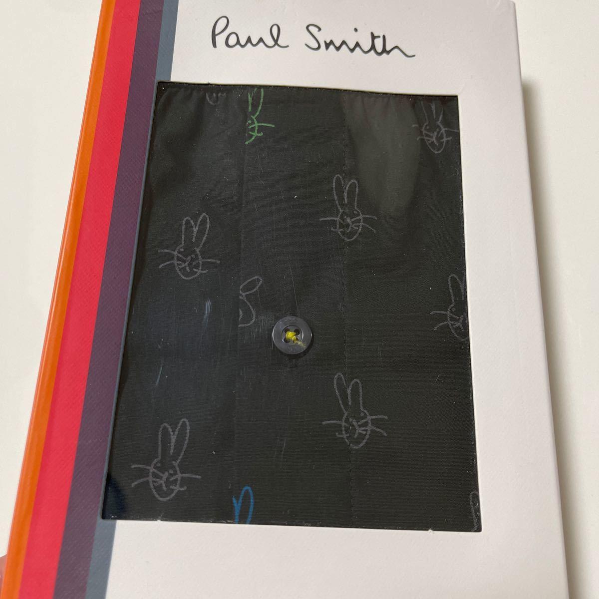 新品Paul Smith ポールスミス ボクサーパンツ アンダーウェア トランクス ラビット ブラック ネイビー セット サイズL