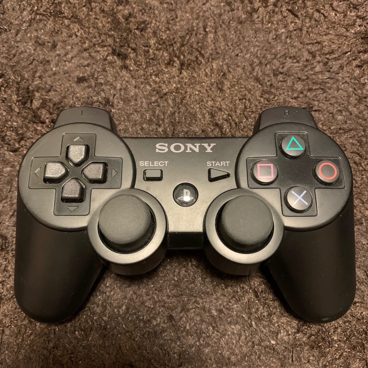 PS3本体 CECH-3000A 160GB ブラック プレイステーション3 PlayStation3 ケーブル付き