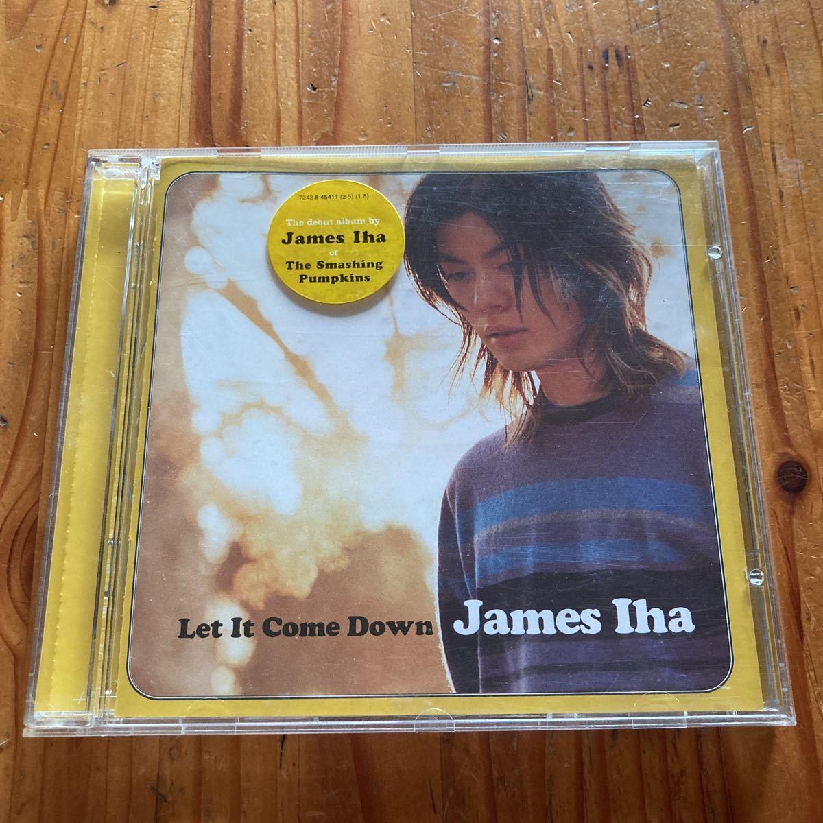 James Iha「Let It Come Down」