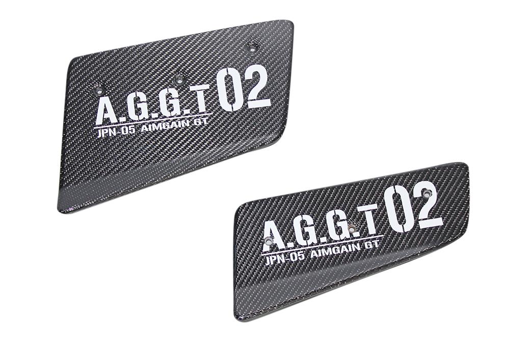 【M's】スバル BRZ ZC6 / トヨタ 86 ハチロク ZN6 (前期/後期) AIMGAIN カーボン GTウイング (1700mm) CARBON CFRP エイムゲイン エアロ_画像4