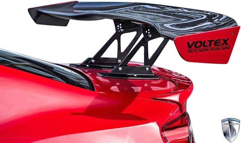 【M's】トヨタ 86 ハチロク ZN6 / スバル BRZ ZC6 (前期/後期) AIMGAIN カーボンGTウイング (VOLTEX ver.) CARBON CFRP エイムゲイン 外装_画像1
