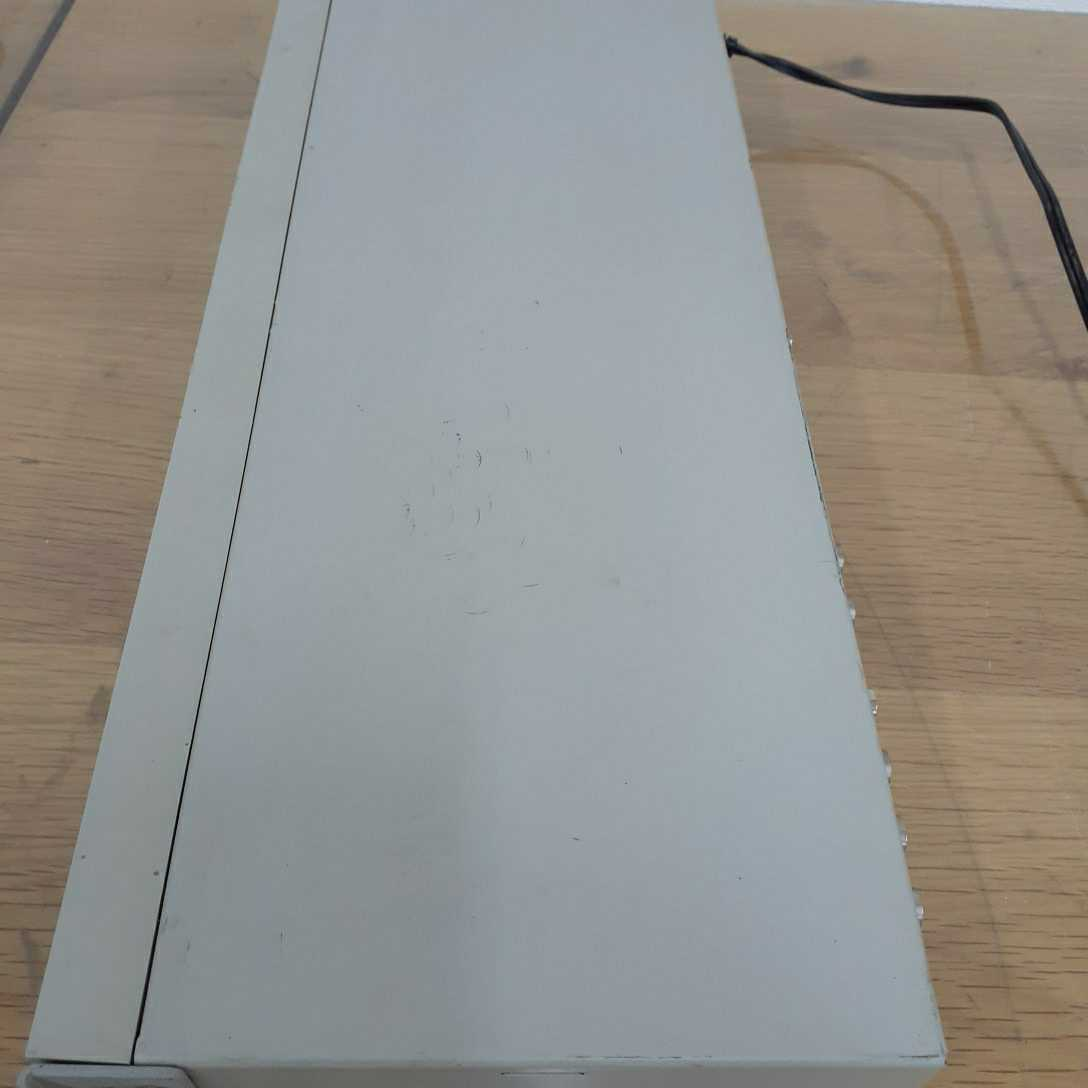Panasonic パナソニック PPLワイヤレス受信機 WX-4020 通電確認のみ 210225 _画像7