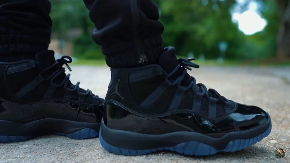 "Nike air jordan 11 retro ""cap and gown"""