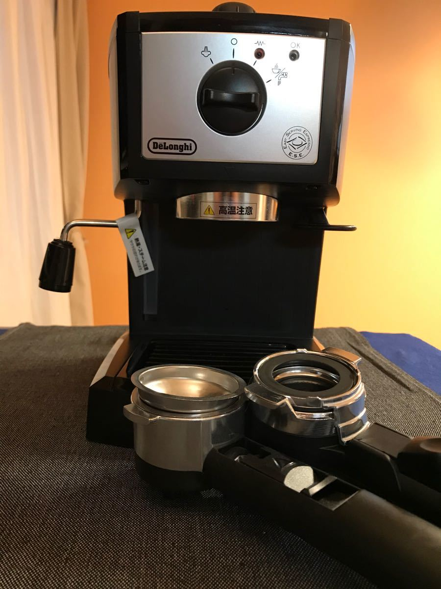 デロンギ コーヒーメーカー エスプレッソマシン