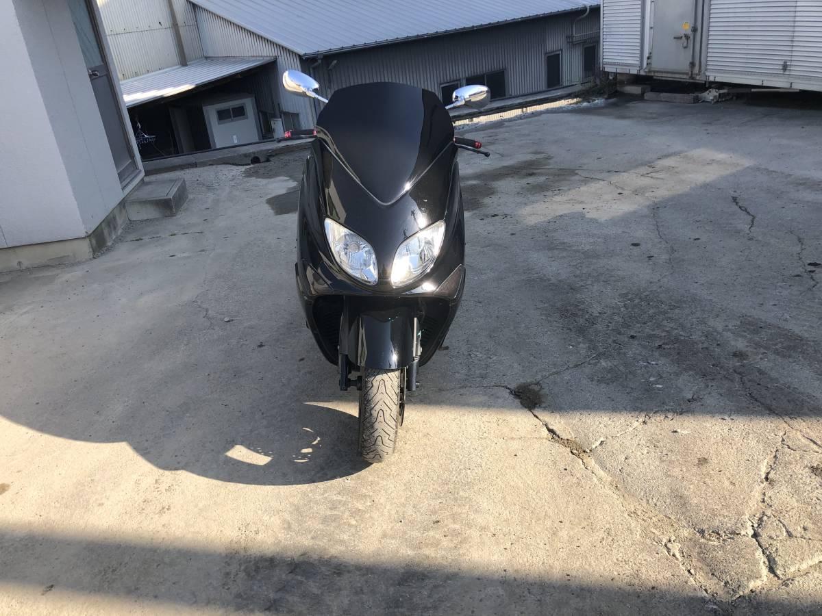 「T-MAX500 SJ02J カスタム ビックスクーター 車検令和4年6月まで」の画像2