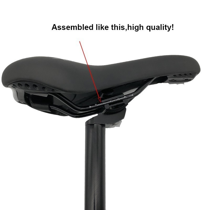 新品 MAXFORD 自転車 シートポスト マウンテンバイク ロードバイク シート チューブ サイクリング サドルパ Q4906_画像6