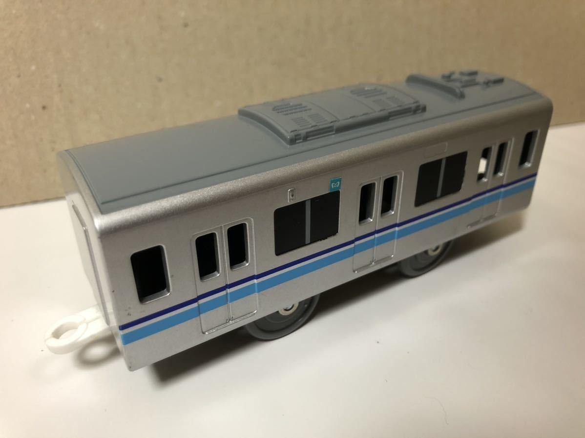 【プラレール】ライト付 東京メトロ東西線 05系 中間車_画像2