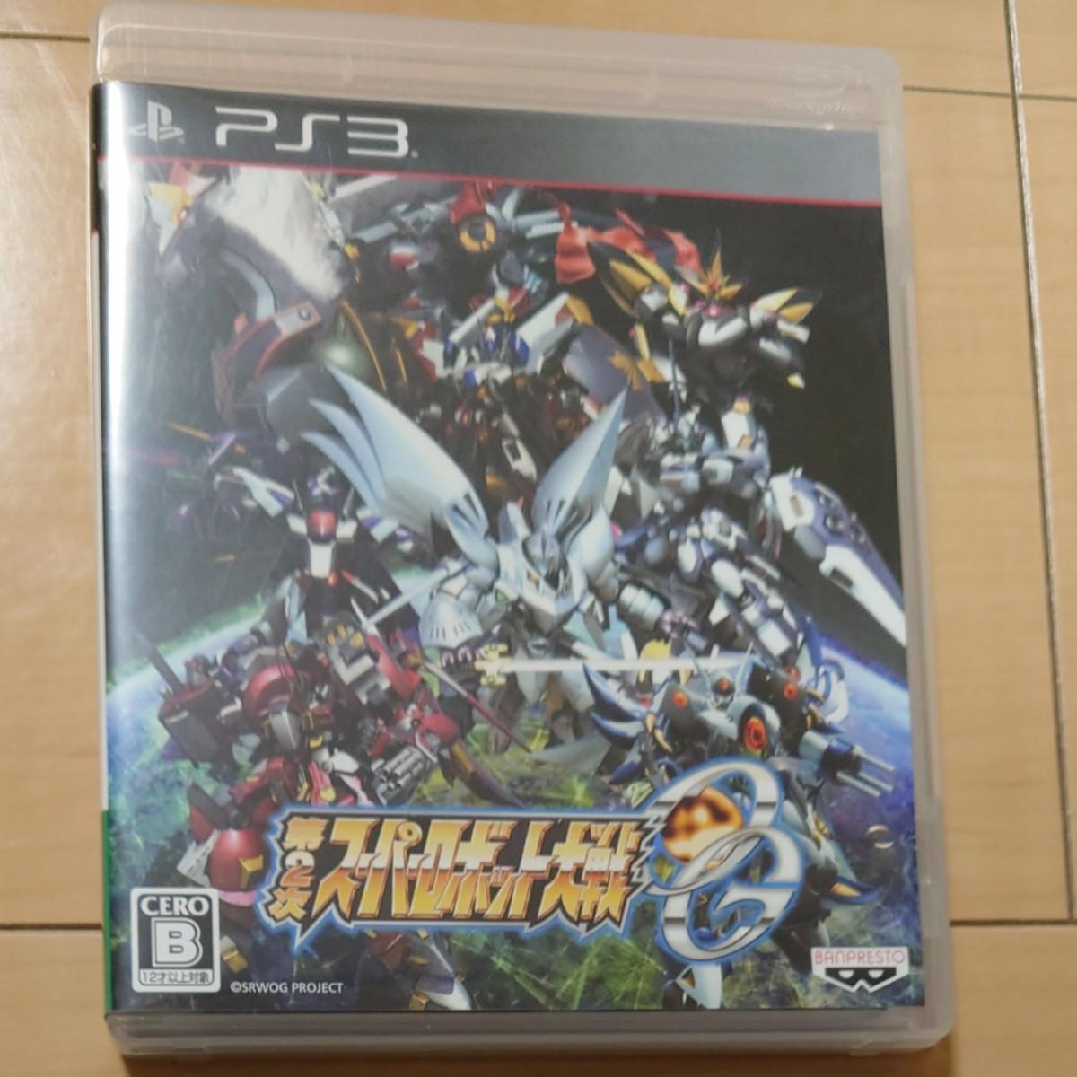 第2次スーパーロボット大戦OG PS3 PS3ソフト ゲームソフト