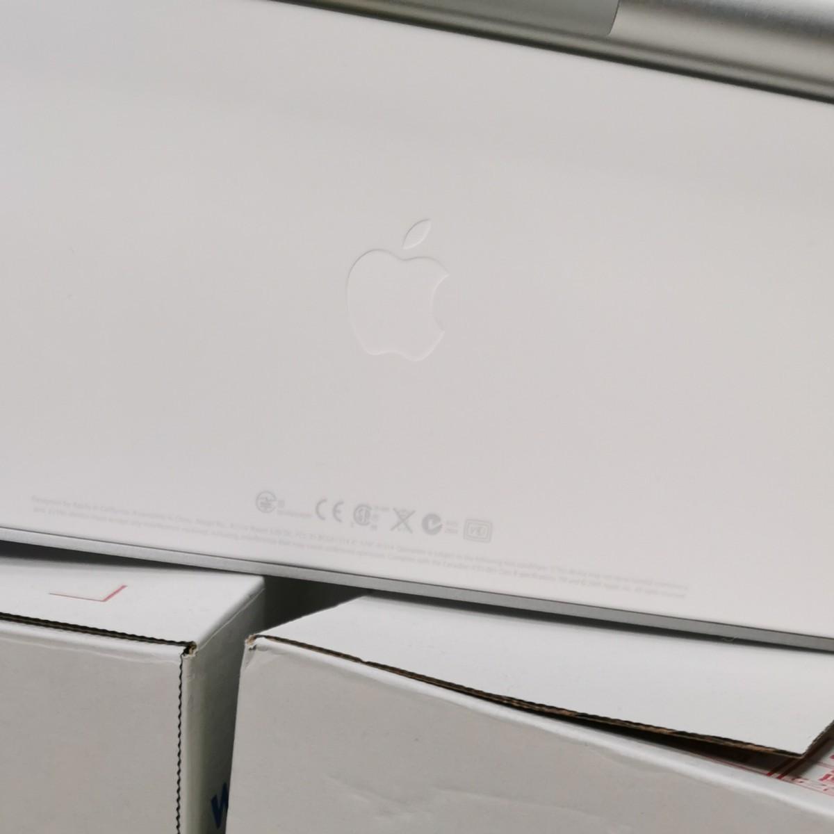 Keyboard Apple ワイヤレスキーボード Bluetooth アップル US仕様?  ジャンク