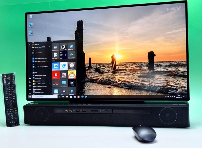 2019年◎ FH90/D2-27型フルHD IPS /3波TV・W録画 / 第9世代Core i7 / メモリー32GB / SSD