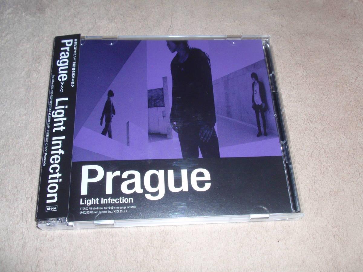 銀魂 OP主題歌 初回生産限定盤DVD付 Light Infection Prague アニソン オープニングテーマ_画像2