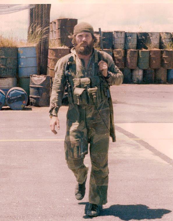 実物 ローデシア軍 AK47 FAL 56式 マガジンチェストリグポーチ 70年代捕獲品 特殊部隊 セルーススカウツ RLI SAS 南アフリカ RECCE 32大隊_セルーススカウツ
