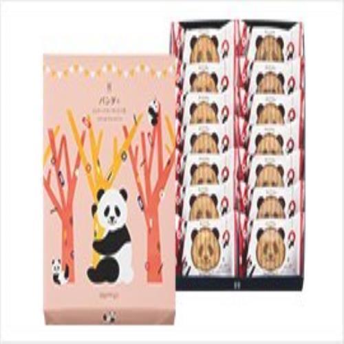 送料無料* パンダのシュガーバターサンドの木 14個入 お得品_画像1