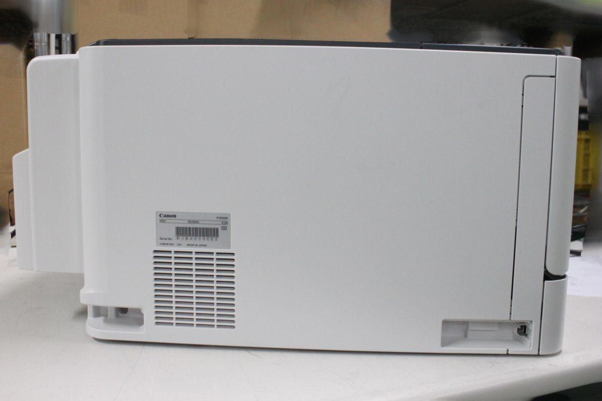 西濃運輸発送 カウンター7078枚 セルフ印刷OK Canon Satera LBP443i A3対応 レーザービーム モノクロプリンター キヤノン O021811_画像5