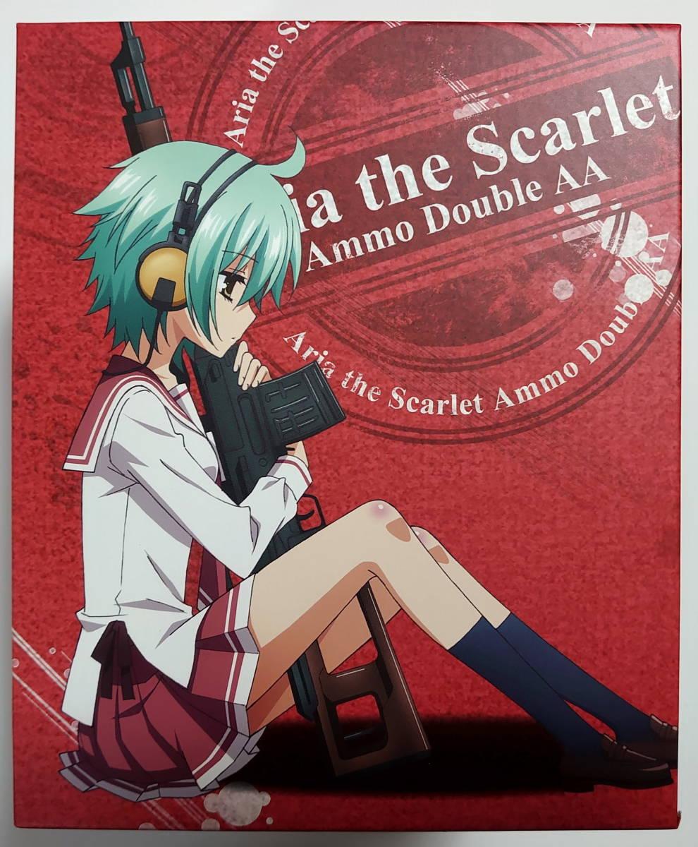 全巻収納BOX付き 緋弾のアリアAA Blu-ray 初回限定版 1巻~6巻セット