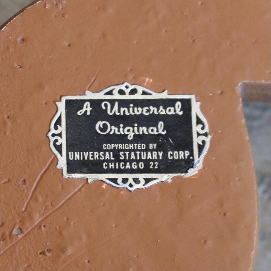 【Vintage】Chalk Wear Musical Note Shelf ヴィンテージ チョークウェア 音符棚 ウォールシェルフ ディスプレイ アンティーク antique_画像4
