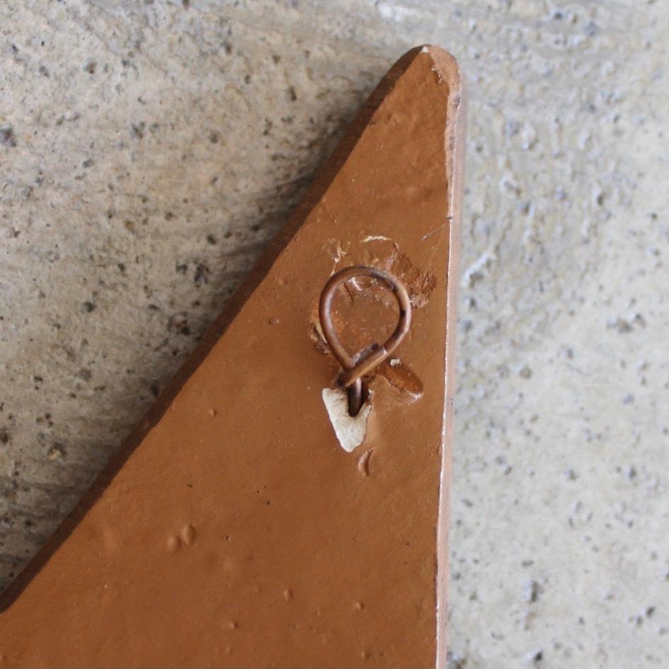 【Vintage】Chalk Wear Musical Note Shelf ヴィンテージ チョークウェア 音符棚 ウォールシェルフ ディスプレイ アンティーク antique_画像6