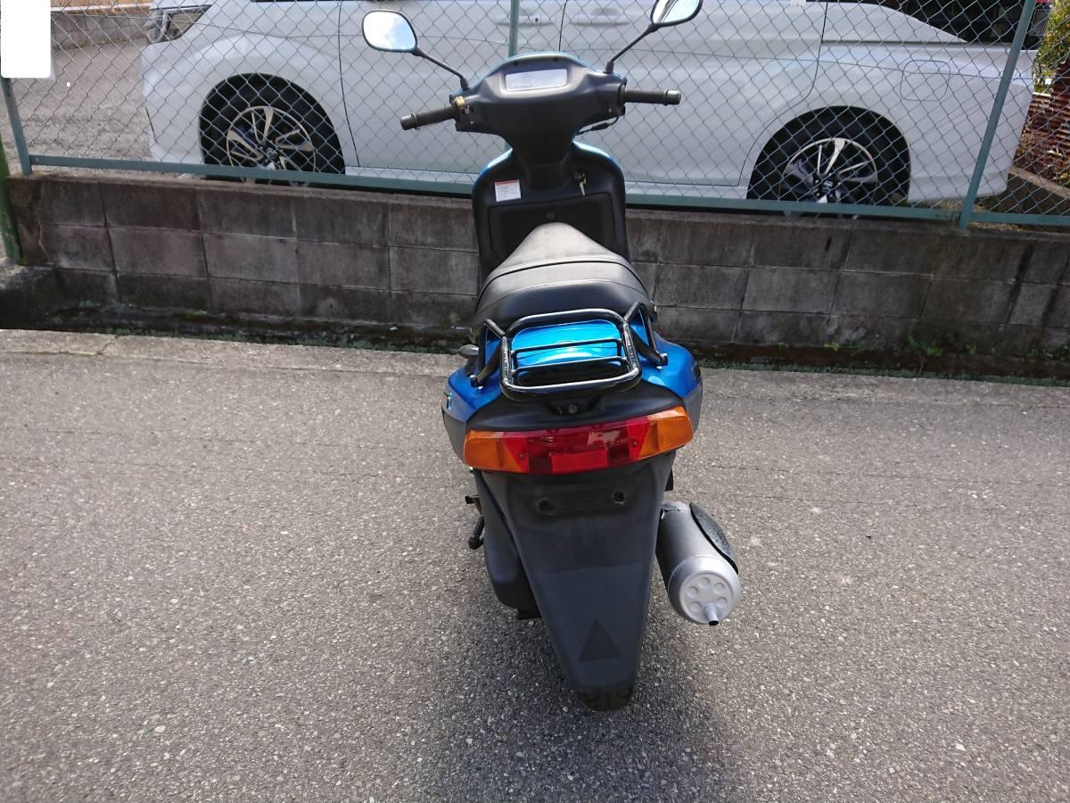 ヴェクスター150 CG42A ブルー_画像7