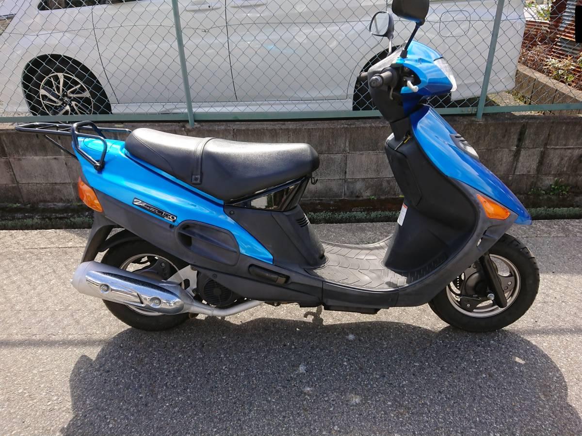 ヴェクスター150 CG42A ブルー_画像3