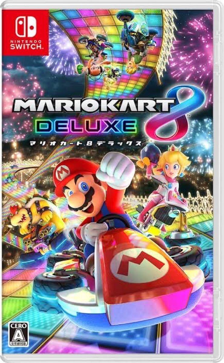 マリオカート8デラックス Nintendo Switch パッケージ版
