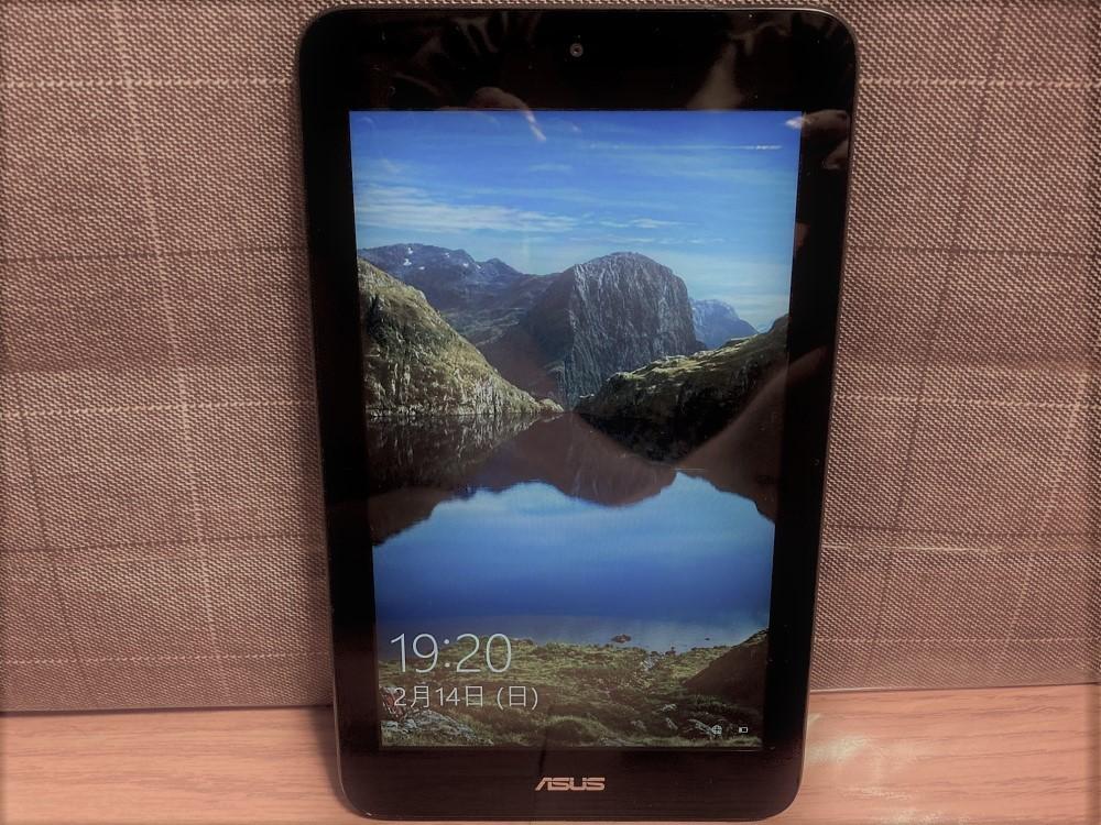 【ジャンク】 ASUS VivoTab Note 8 (R80TA-3740S)