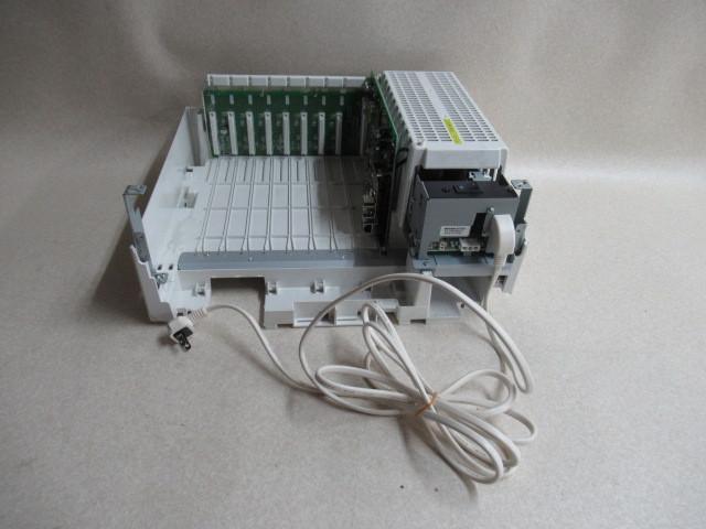 Ω保証有 Σ 2423) PT1000ⅡPro サクサ SAXA PLATIAⅡ M型主装置 中古ビジネスホン 領収書発行可能 19年製 V6.10 取扱説明書付_画像4