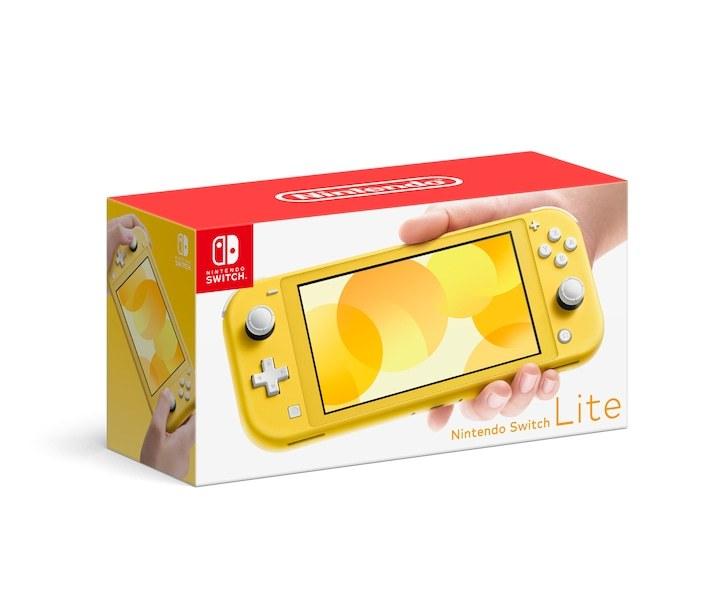 ★【超美品】Nintendo Switch Lite本体・イエロー / ニンテンドー スイッチ ライト本体・黄色