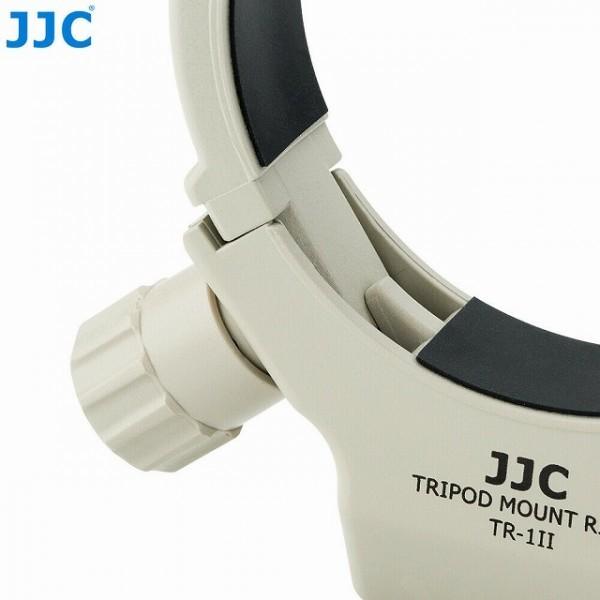 新品◆JJC製 Canon EF70-200mm F4L IS USM用 リング式三脚座 AII(W) 互換_画像5
