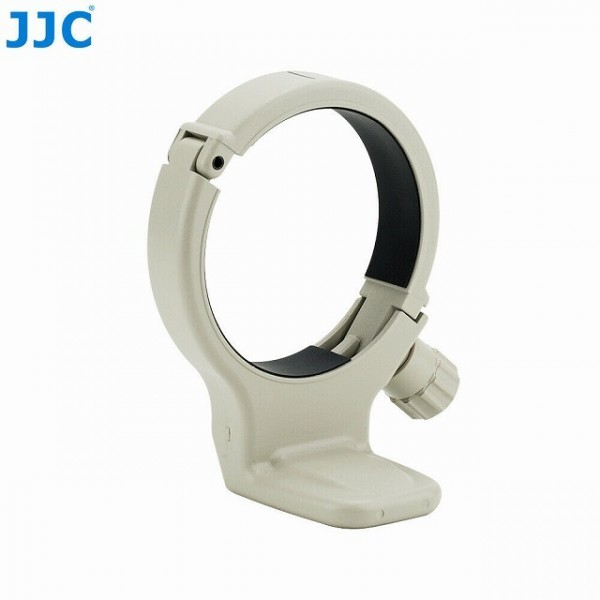 新品◆JJC製 Canon EF70-200mm F4L IS USM用 リング式三脚座 AII(W) 互換_画像2