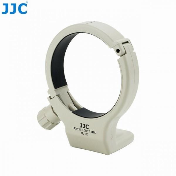 新品◆JJC製 Canon EF70-200mm F4L IS USM用 リング式三脚座 AII(W) 互換_画像1