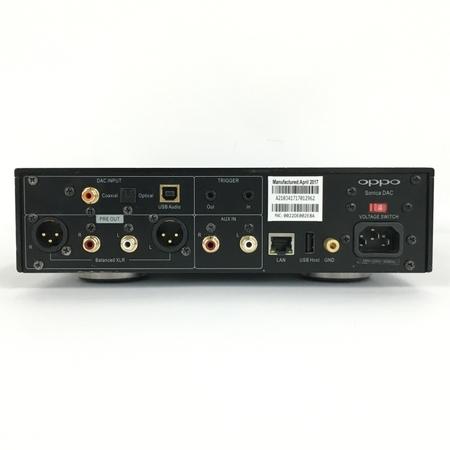 OPPO SDAC-3 Sonica DAC コンバーター オーディオ 音響機材 中古 Y5436377_画像6
