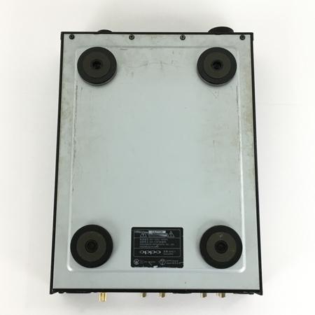 OPPO SDAC-3 Sonica DAC コンバーター オーディオ 音響機材 中古 Y5436377_画像10