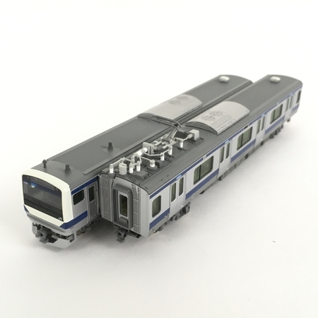 KATO 10-1291/10-1293 E531系 常磐線 上野東京ライン 基本 増結 付属 15両 セット 鉄道模型 Nゲージ 中古 Y5468236