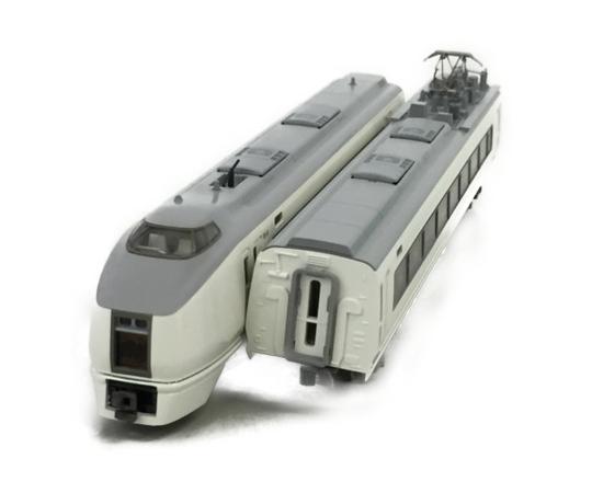 ジャンク KATO 10-165 651系 スーパーひたち 交直両用特急形電車 増結 セット 鉄道模型 Nゲージ K5497607