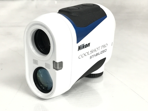 Nikon COOLSHOT PRO STABILIZED ゴルフ用 レーザー 距離計 クールショットプロ ニコン 中古 S5472664_画像3