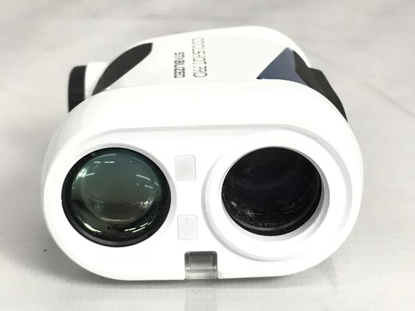 Nikon COOLSHOT PRO STABILIZED ゴルフ用 レーザー 距離計 クールショットプロ ニコン 中古 S5472664_画像4