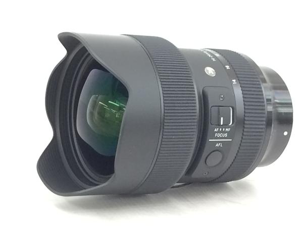 美品 SIGMA 14-24mm F2.8 DG DN Art SONY Eマウント カメラ レンズ T5471703