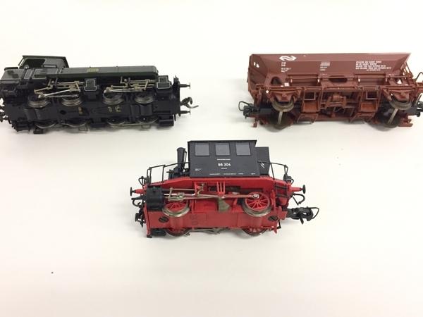 ジャンク Roco ロコ 貨車 7両 セット HOゲージ 鉄道模型 K5497610_画像8