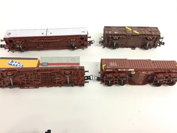 ジャンク Roco ロコ 貨車 7両 セット HOゲージ 鉄道模型 K5497610_画像7
