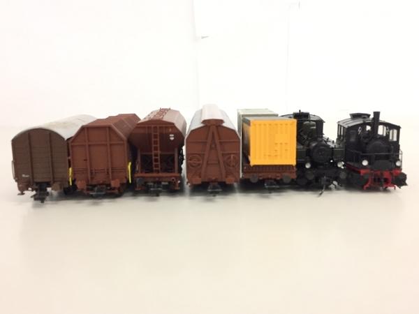 ジャンク Roco ロコ 貨車 7両 セット HOゲージ 鉄道模型 K5497610_画像9