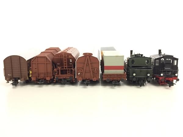 ジャンク Roco ロコ 貨車 7両 セット HOゲージ 鉄道模型 K5497610_画像10