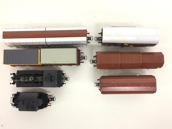 ジャンク Roco ロコ 貨車 7両 セット HOゲージ 鉄道模型 K5497610_画像6