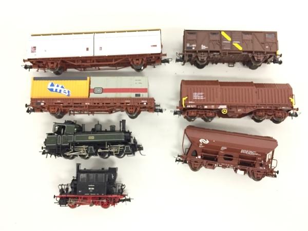 ジャンク Roco ロコ 貨車 7両 セット HOゲージ 鉄道模型 K5497610_画像5