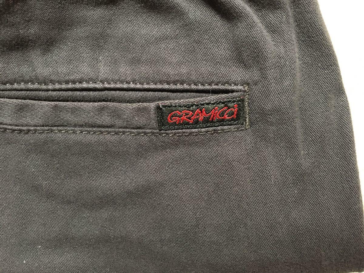 グラミチ TOKYO G PANT ボトム S パンツ 黒 ブラック_画像5