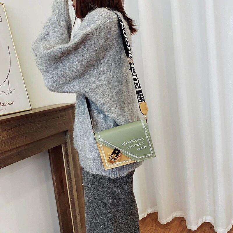 ☆おしゃれ可愛いバッグ☆ポーチ・ハンド・ショルダー・メッセンジャーの4WAY